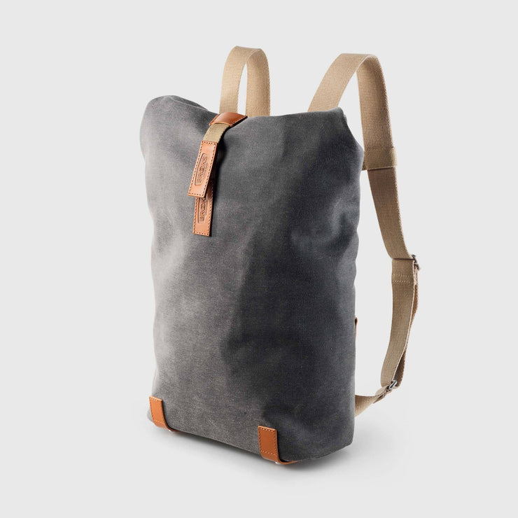 Brooks Pickwick Small backpack Backpack Brooks England Grey