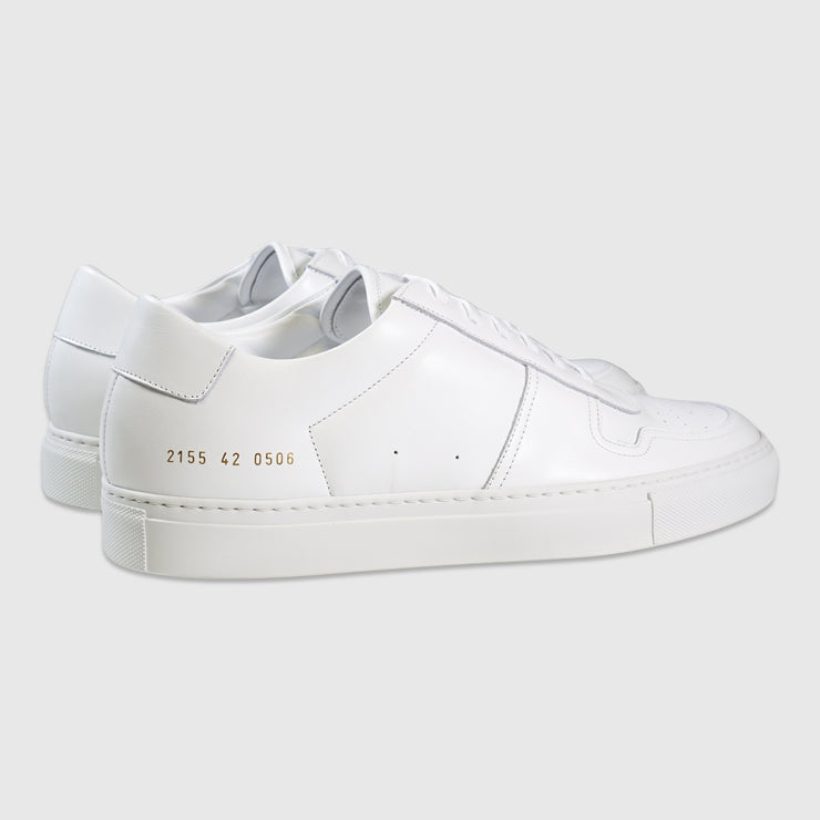 Common Projects Bball Low Sneakers - White Sneakers Common Projects