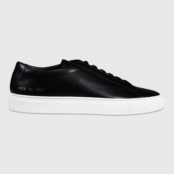 Common Projects Original Achilles Sneakers - White Sole Sneakers Common Projects