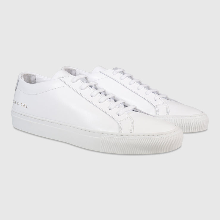 Common Projects Original Achilles Sneakers - White Sneakers Common Projects