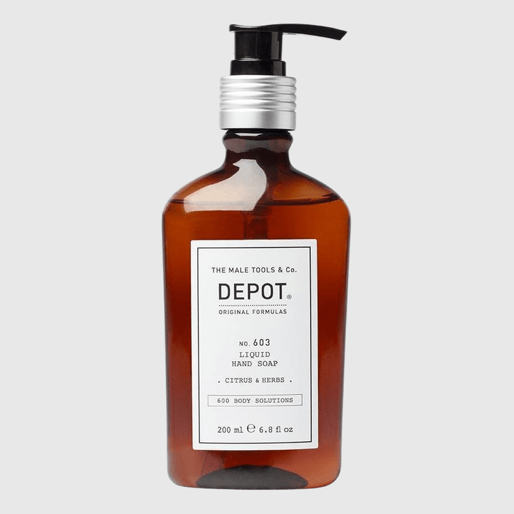 Depot No. 603 Liquid Hand Soap Hand & Body Depot
