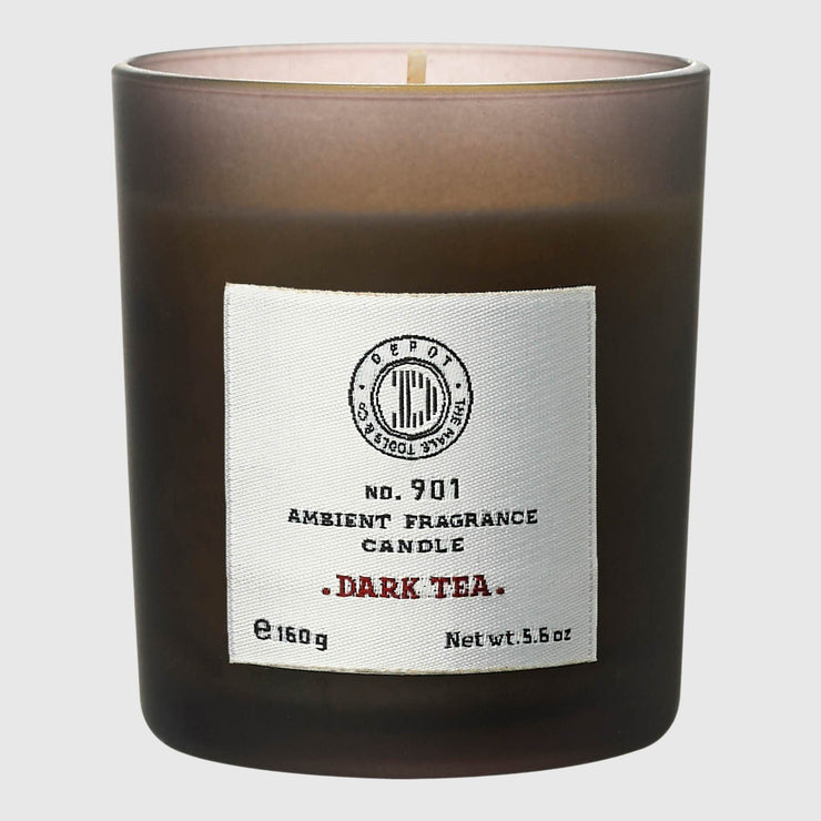 Depot No. 901 Ambient Fragrance Candle Candle Depot Dark Tea