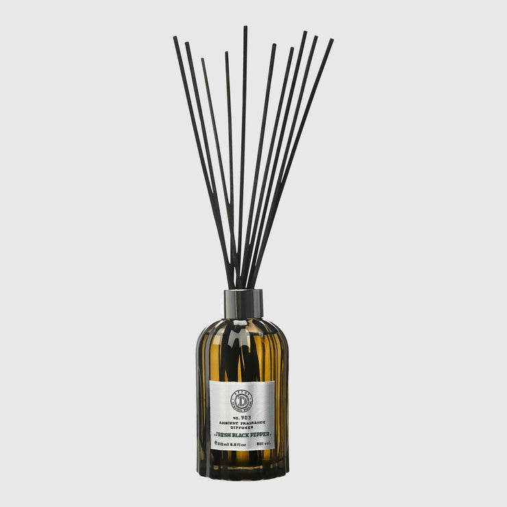 Depot No. 903 Ambient Fragrance Diffuser Home Fragrance Depot Fresh Black Pepper