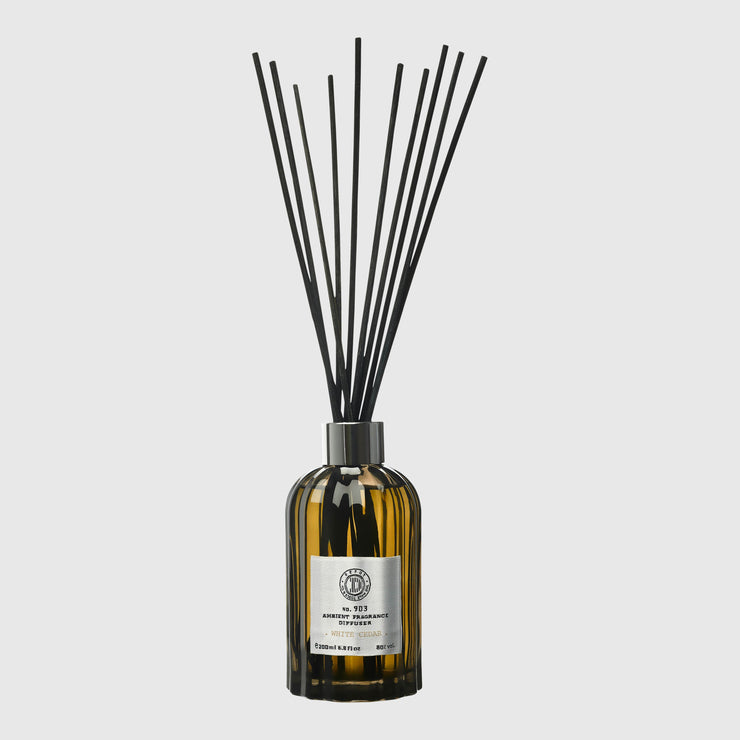 Depot No. 903 Ambient Fragrance Diffuser Home Fragrance Depot White Cedar