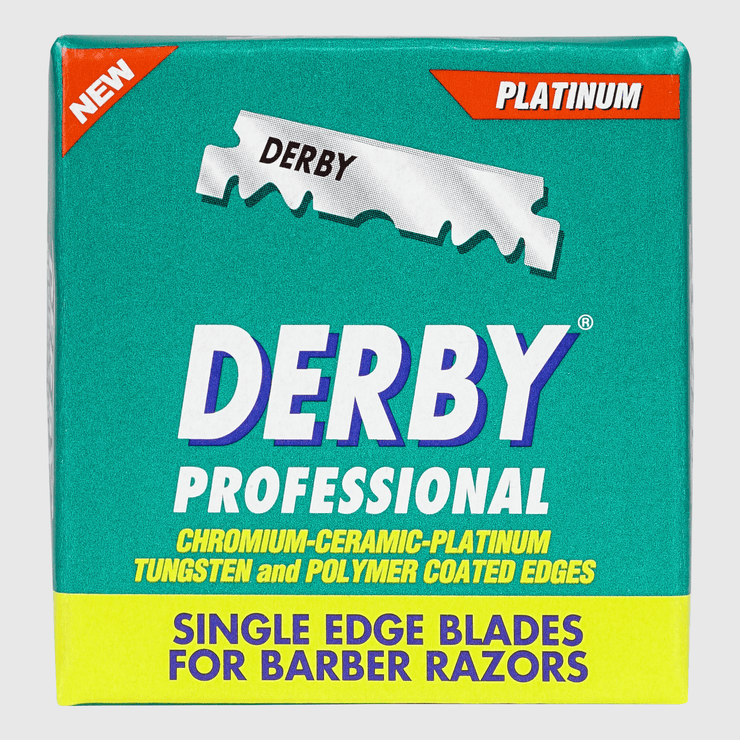 Derby Extra Single Edge Blades 100-pack Shave Tools Derby Extra