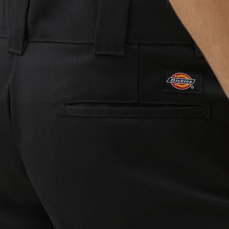 Dickies Slim Fit Work Pants - Black Pants Dickies