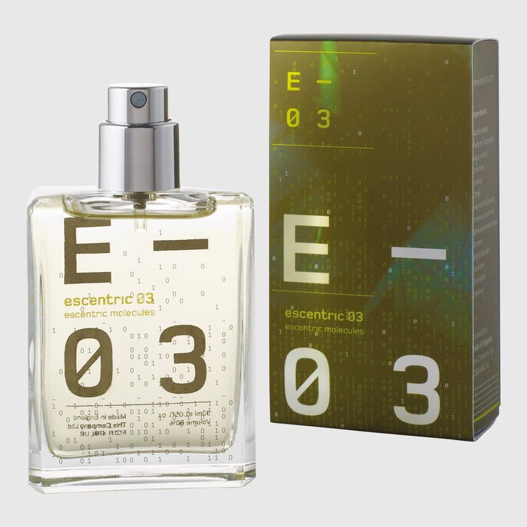 Escentric Molecules Escentric 03 Eau de Toilette Escentric Molecules 30 ml