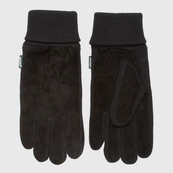 Gaucho Sandwich Gloves - Black Gloves Hestra