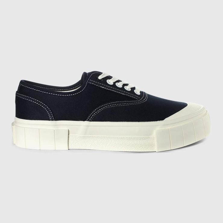 Good News Bagger 2 Low Sneaker - Navy Footwear Good News