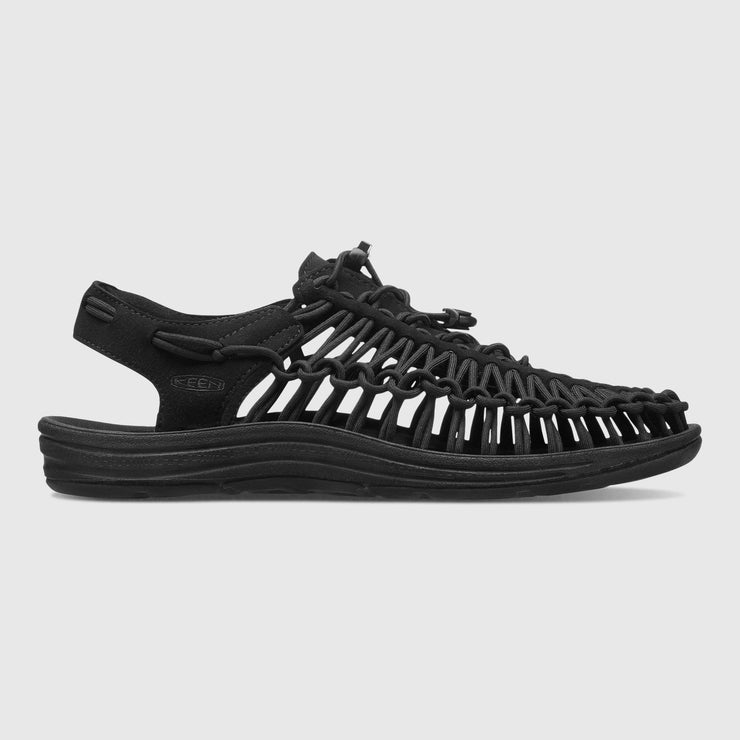 Keen Uneek Sandals - Black Footwear Keen
