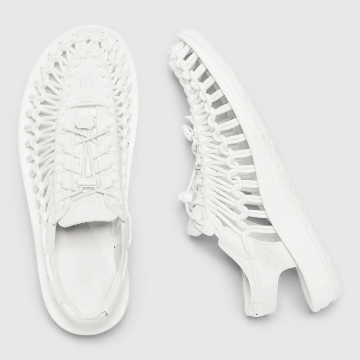 Keen Uneek Sandals - White Footwear Keen