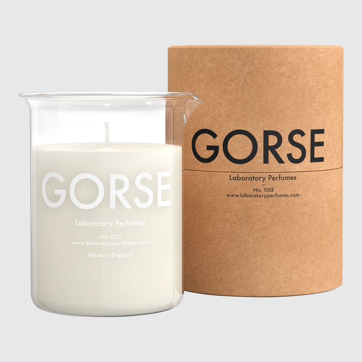 Laboratory Perfumes Candle - Gorse Candle Laboratory Perfumes