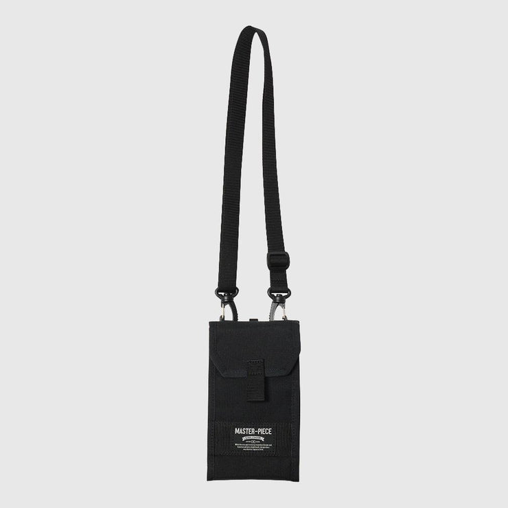 Master-Piece Quick Shoulder Pouch Bag Master-Piece Black