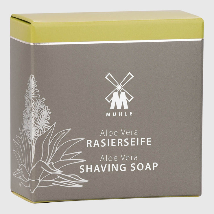 Mühle Shaving Soap Refill - Aloe Vera Shave Products Mühle