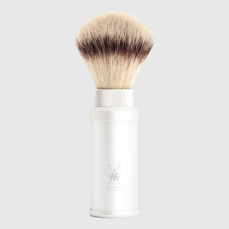 Mühle Travel Shaving Brush Shave Tools Mühle Aluminium