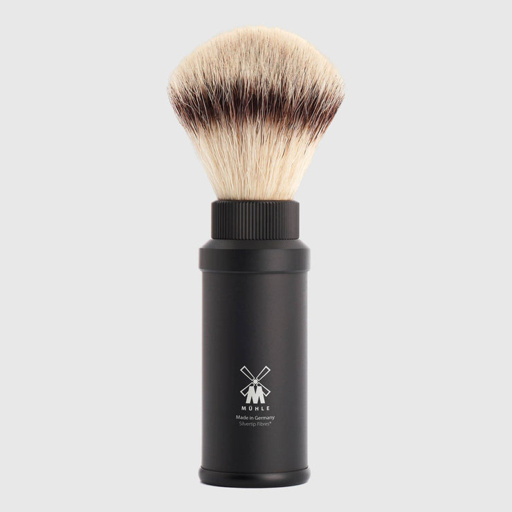 Mühle Travel Shaving Brush Shave Tools Mühle Black