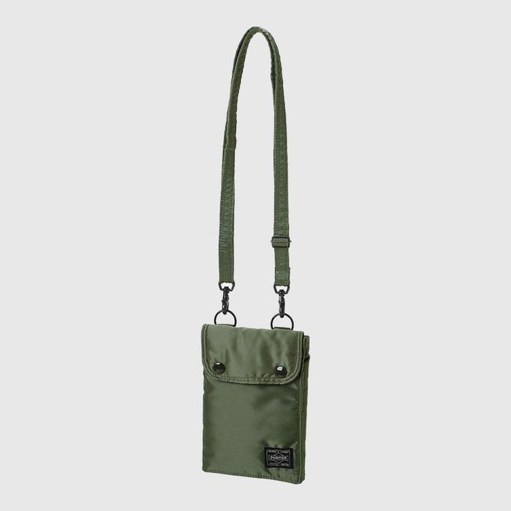 Porter-Yoshida & Co. Tanker Passport Bag Bag Porter-Yoshida & Co. Sage Green