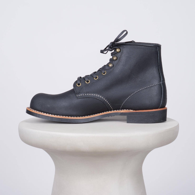 Red Wing Blacksmith Boots - Black Footwear Red Wing
