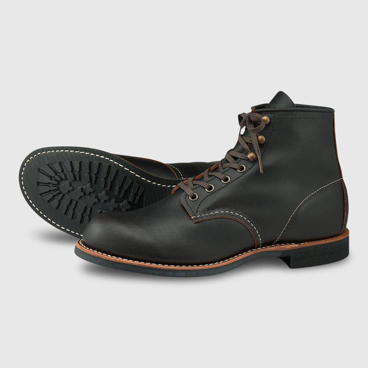 Red Wing Blacksmith Boots - Black Prairie Footwear Red Wing