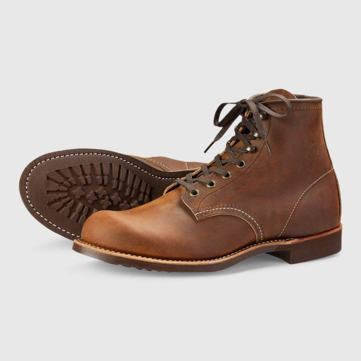 Red Wing Blacksmith Boots - Brown Footwear Red Wing