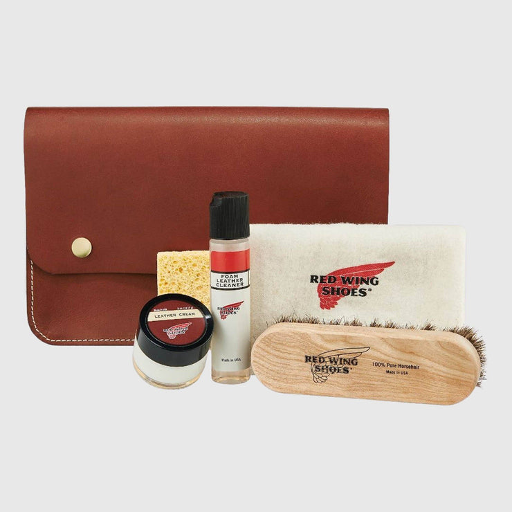Red Wing Leather Travel Care Kit Shoe Care Red Wing