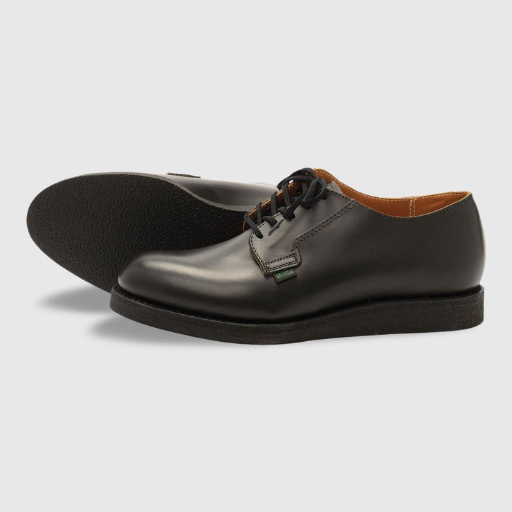 Red Wing Postman Oxford Shoes - Black Footwear Red Wing