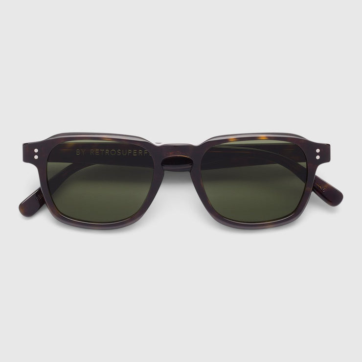 Retrosuperfuture Luce 3627 Havana Sunglasses Sunglasses Retrosuperfuture
