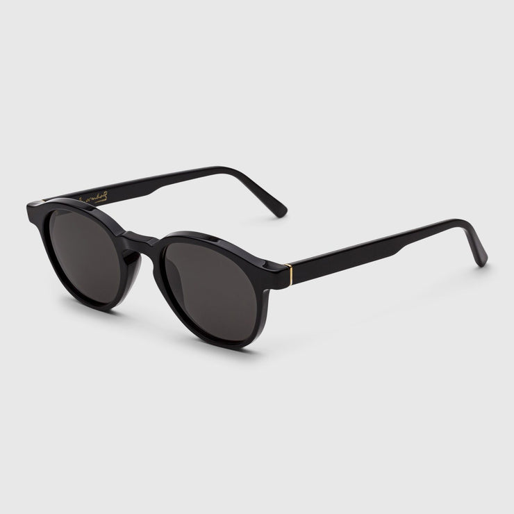 Retrosuperfuture The Iconic Series Black Sunglasses Sunglasses Retrosuperfuture