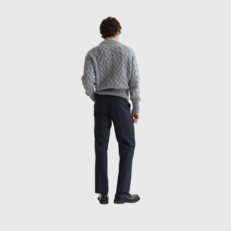 Séfr Mike Suit Trousers - Dark Navy Pants Séfr