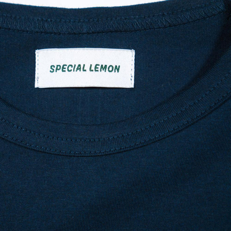 Special Lemon Acid T-shirt - Navy T-shirt Special Lemon