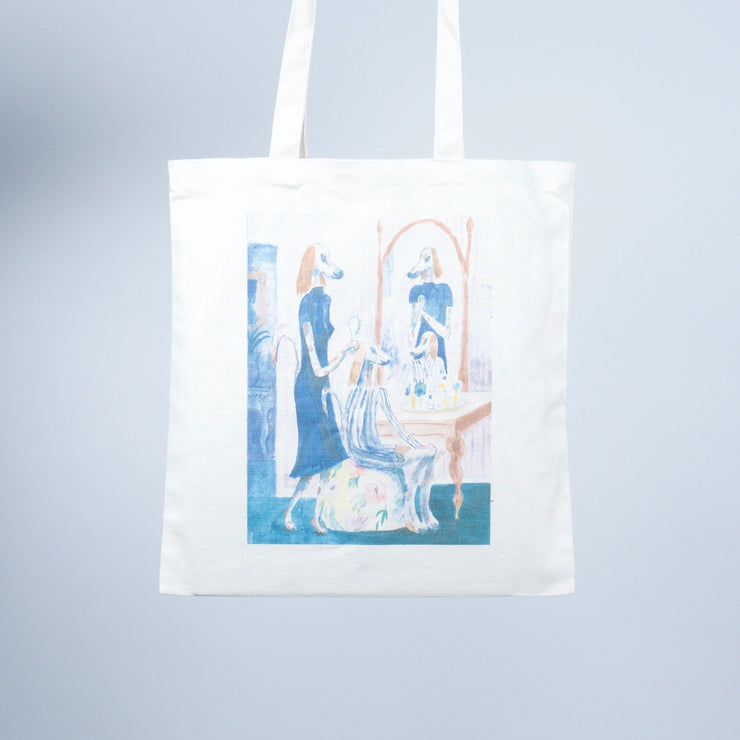 Special Lemon x Charlie Roberts tote bag - Salon Dogs Tote bag Special Lemon