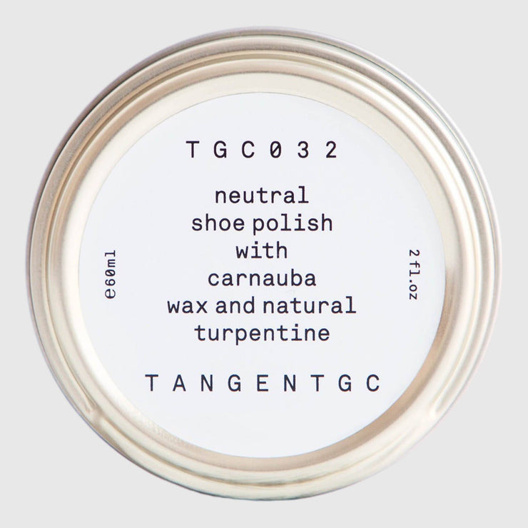 Tangent GC Shoe Polish Shoe Care Tangent GC Neutral