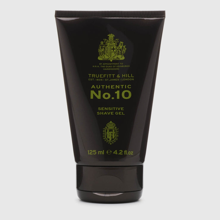 Truefitt & Hill No. 10 Sensitive Shave Gel Shave Products Truefitt & Hill