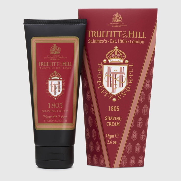 Truefitt & Hill Shaving Cream - 1805 Shave Products Truefitt & Hill