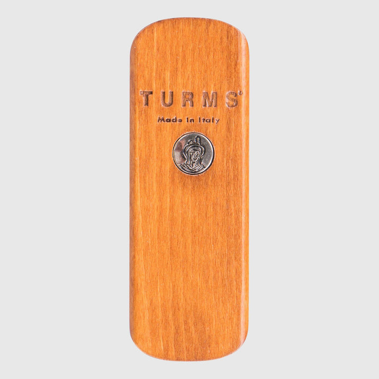Turms Firm Bristle Shoe Brush - Small Shoe Care Turms