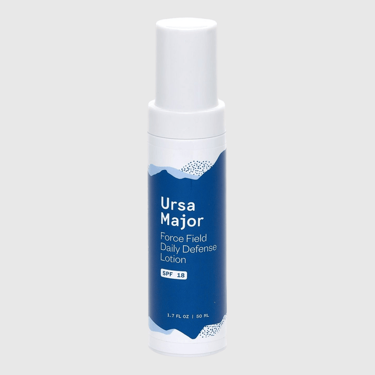 Ursa Major Force Field Daily Defence Lotion SPF 18 Skin Ursa Major