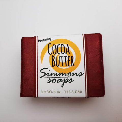 Cocoa Butter. Warmly fragrant vanilla, almond, coconut & emollient cocoa butter.