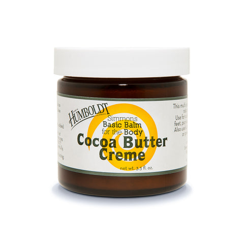 Cocoa Butter Creme | Simmons Natural Bodycare