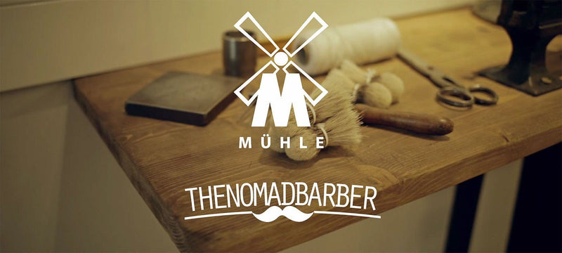 Barbertips fra Mühle og The Nomad Barber