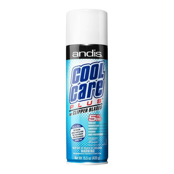 Andis Cool Care Plus 5-in-1 sprayboks Vedlikehold Andis