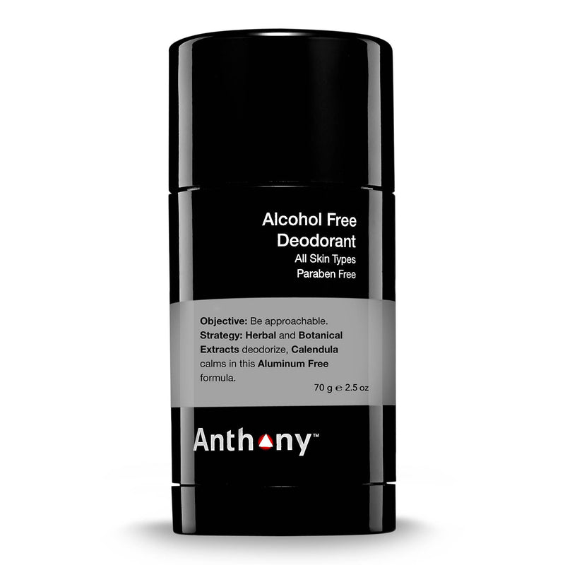 Anthony Alcohol Free Deodorant Deodorant Anthony