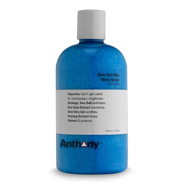 Anthony Blue Sea Kelp Body Scrub Skrubbsåpe Anthony