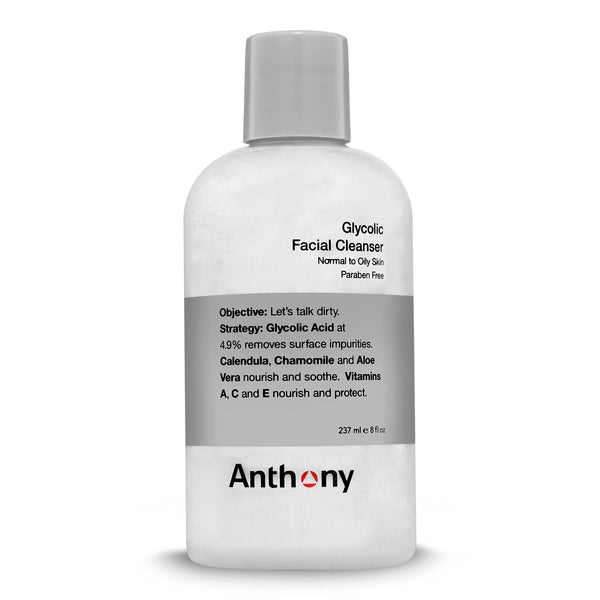 Anthony Glycolic Facial Cleanser Ansiktsvask Anthony