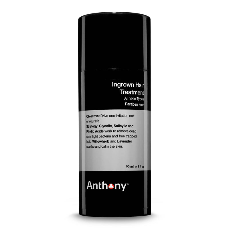 Anthony Ingrown Hair Treatment Hudproblemer Anthony