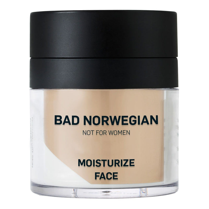 Bad Norwegian Moisturize Ansiktskrem Bad Norwegian