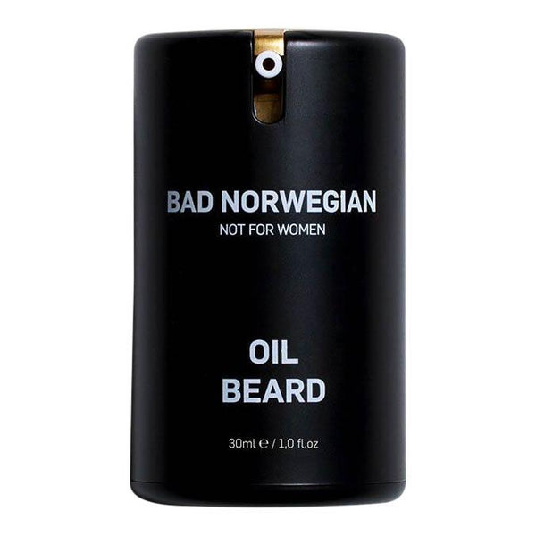 Bad Norwegian Oil Beard skjeggolje Skjeggolje Bad Norwegian