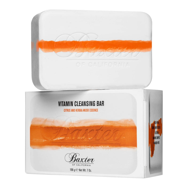Baxter of California Cleansing Bar Kroppsvask Baxter of California Sitrus og musk