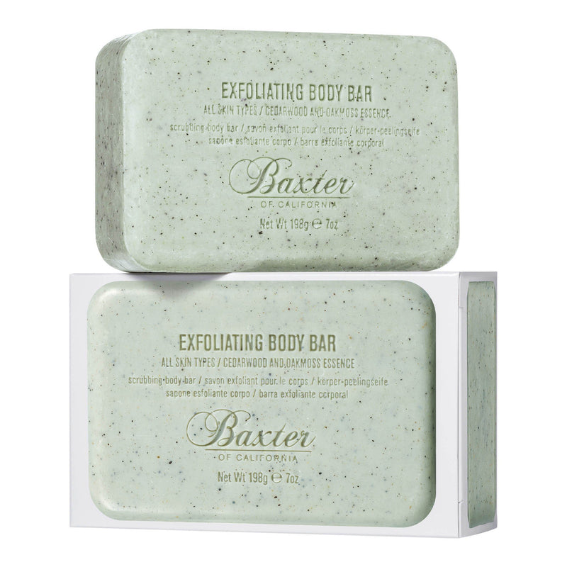 Baxter of California Exfoliating Body Bar Skrubbsåpe Baxter of California