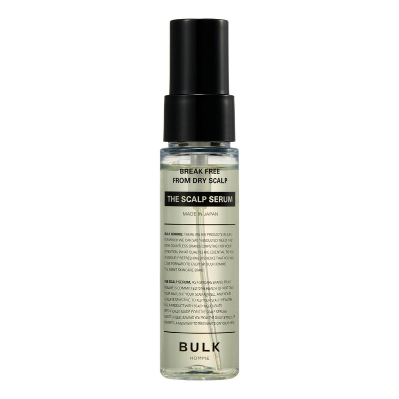 BULK HOMME The Scalp Serum Hårkur BULK HOMME