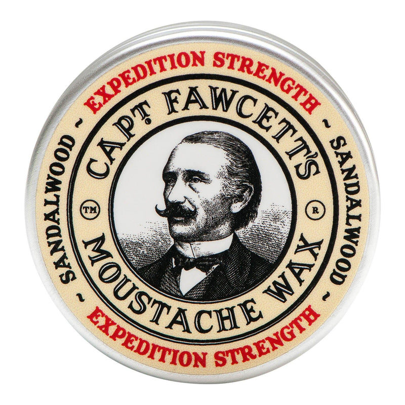 Captain Fawcett's Expedition Strength bartevoks / mustasjevoks Bartevoks Captain Fawcett